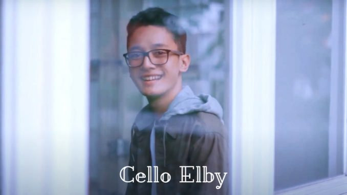 Cello Elby, Penyanyi Indonesia. (Dok. Istimewa)